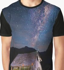 The barn at the end of the universe Graphic T-Shirt