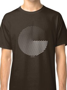 Stripes can be in a disc Classic T-Shirt