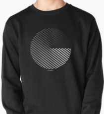 Stripes can be in a disc Pullover Sweatshirt