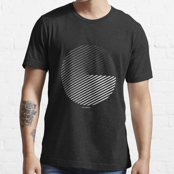 Stripes can be in a disc Essential T-Shirt