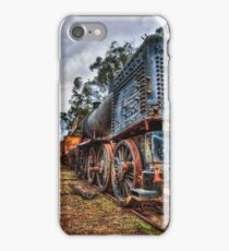 Blue bullet  iPhone Case/Skin