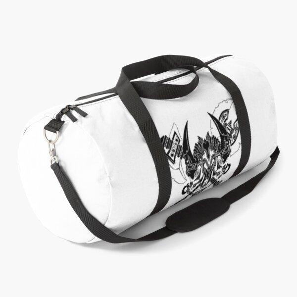 Barbarian Crest Duffle Bag