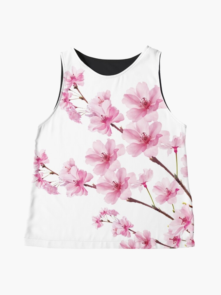 Alternate view of Sakura Cherry Blossom Sleeveless Top