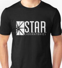 S.T.A.R Laboratories | White [HD] T-Shirt