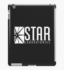 S.T.A.R Laboratories | White [HD] iPad Case/Skin