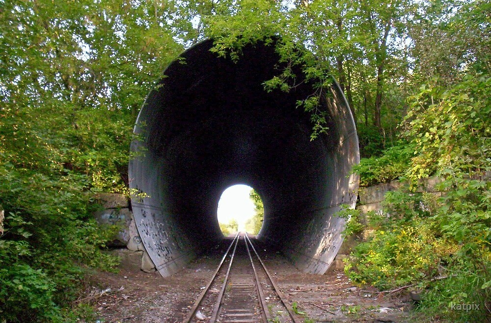 Through the Tunnel by katpix