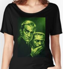 Karloff Women's Relaxed Fit T-Shirt