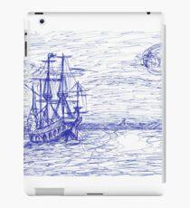 Piratenschiff iPad Case/Skin