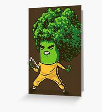 Brocco Lee Vol. 2 Greeting Card