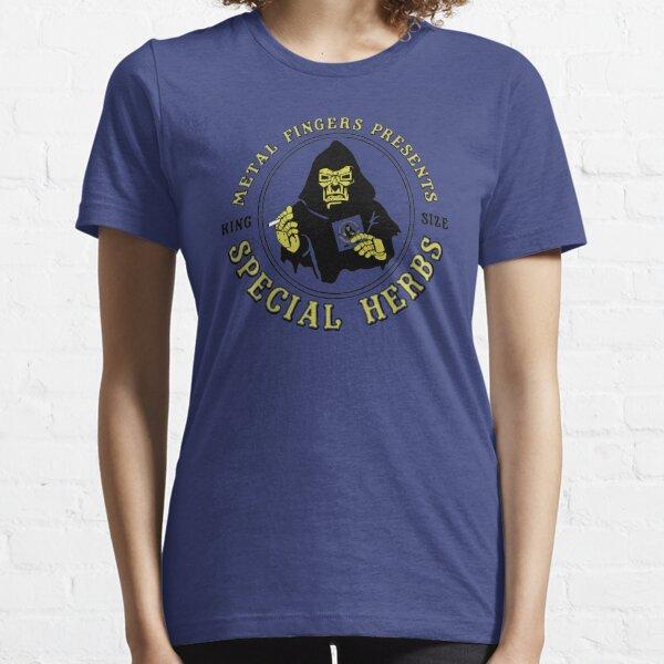 HIERBAS ESPECIALES Camiseta esencial
