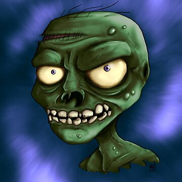 Ghoulish  by MrBradd