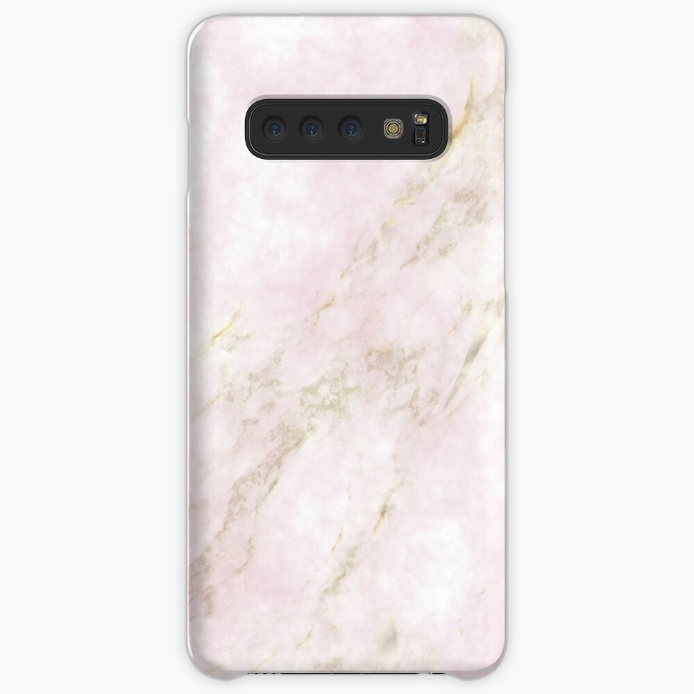 Rose Gold Marble Cases & Skins for Samsung Galaxy