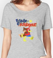 Banjo-Kazooie: FIM Women's Relaxed Fit T-Shirt