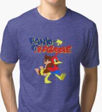 Banjo-Kazooie: FIM Tri-blend T-Shirt