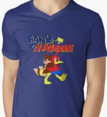 Banjo-Kazooie: FIM Men's V-Neck T-Shirt