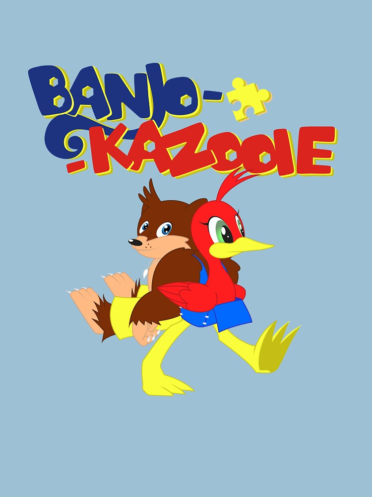 Banjo-Kazooie: FIM | Unisex T-Shirt