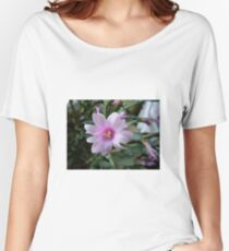 Easter Cactus Women's Relaxed Fit T-Shirt