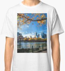 Melbourne on a crisp Autumn day Classic T-Shirt