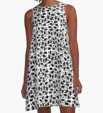 The Land Before Time A-Line Dress