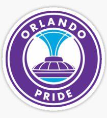 Orlando Pride Sticker Sticker