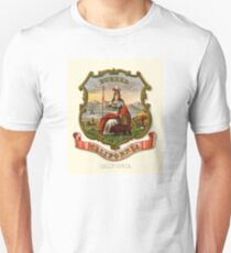 Historical Coat of Arms of California T-Shirt