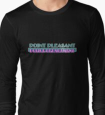 Point Pleasant Police Department - Jimmy Fallon Long Sleeve T-Shirt
