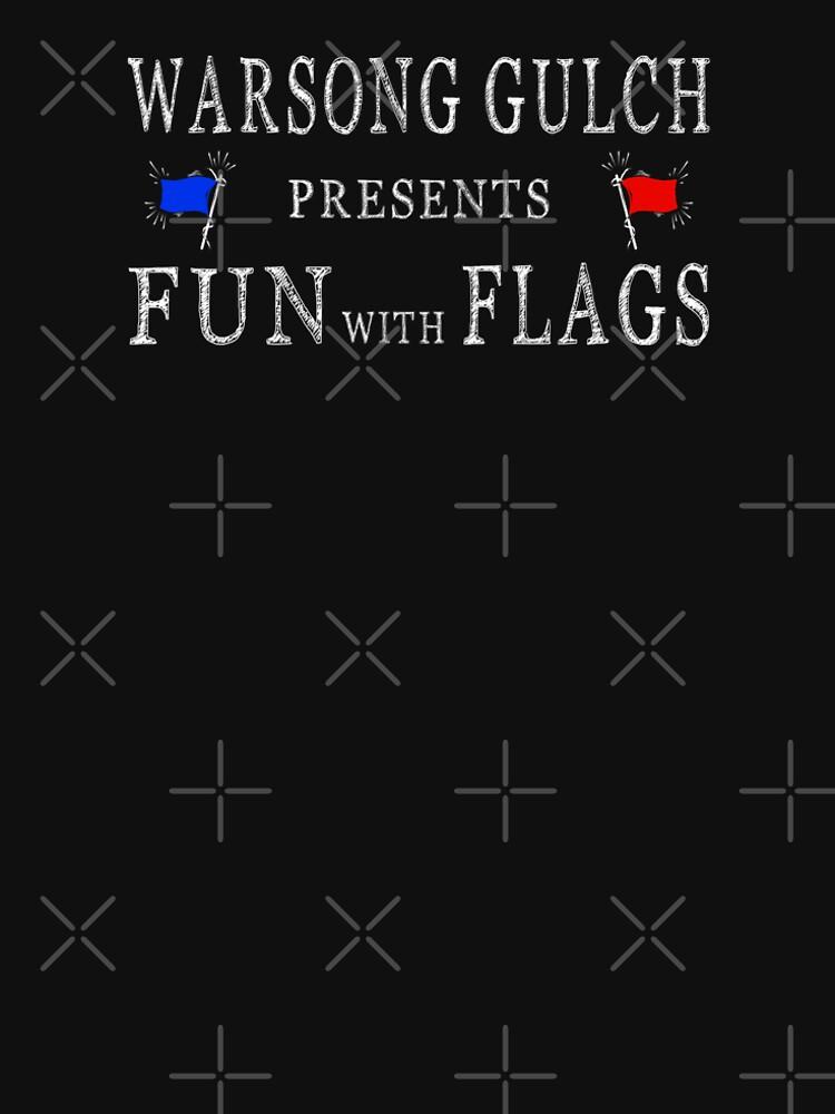 Warsong Gulch präsentiert: Spass mit Flaggen von brainbubbles