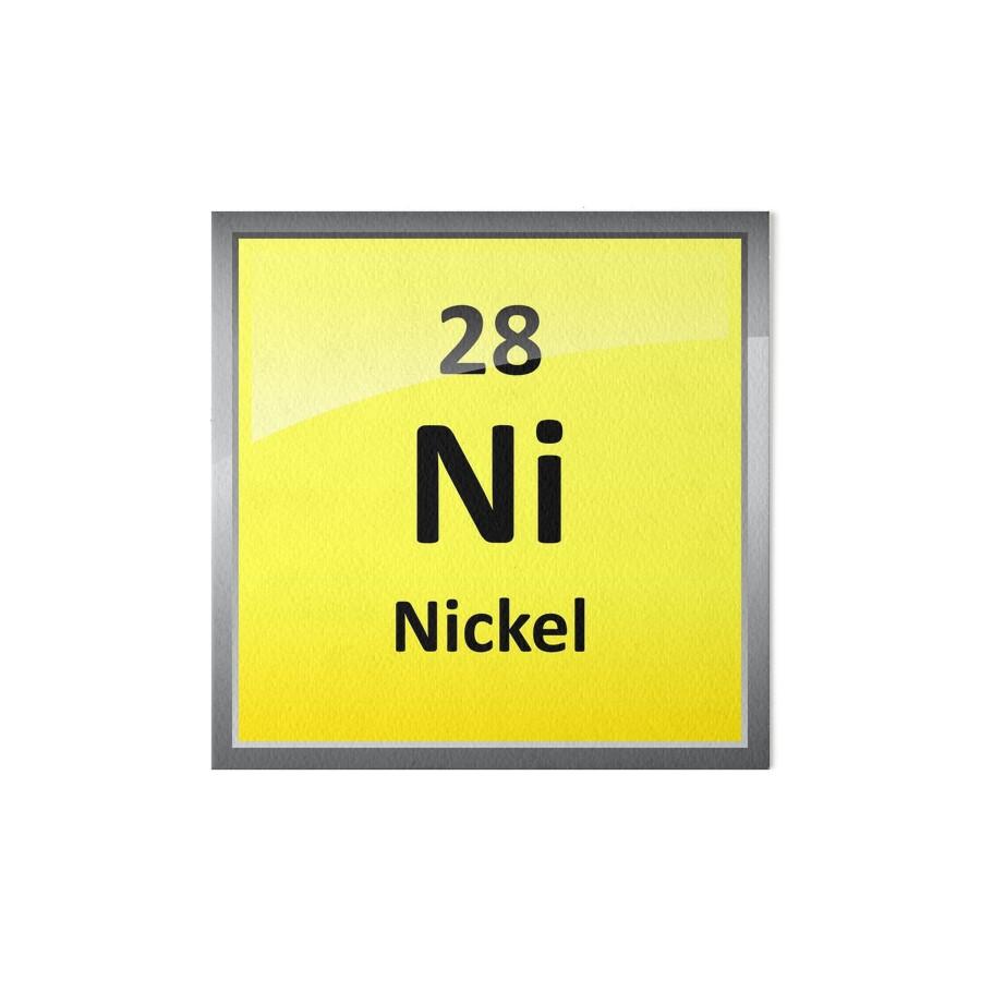Nickel element symbol periodic table art boards by sciencenotes nickel element symbol periodic table by sciencenotes buycottarizona Images