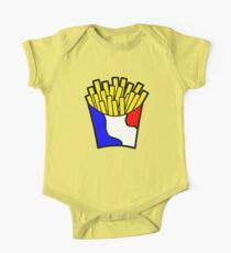 French Fries Kids Clothes