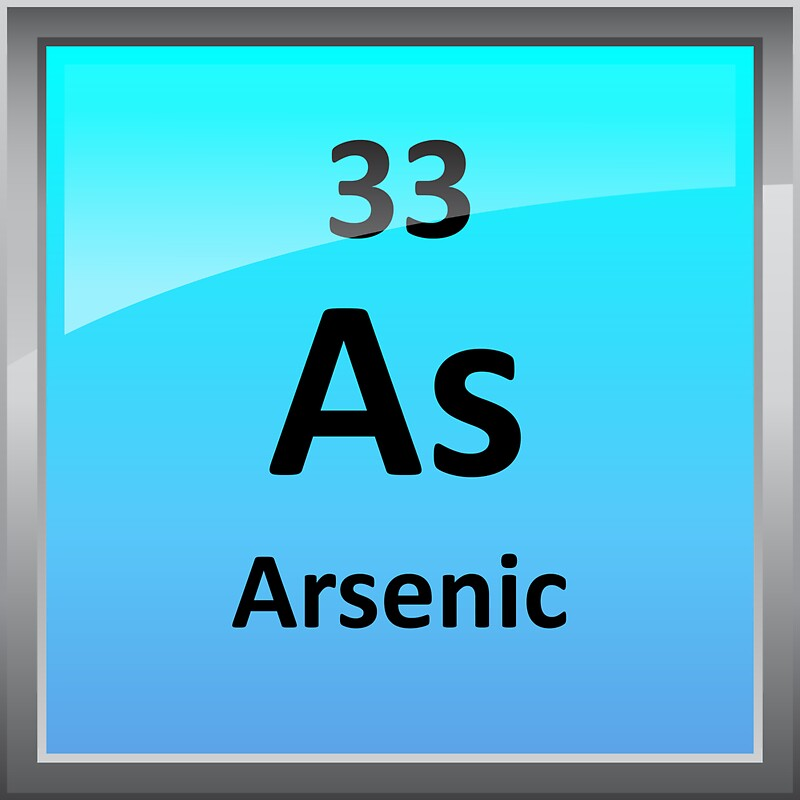 Periodic table symbol of arsenic in the periodic table periodic periodic table symbol of arsenic in the periodic table arsenic element symbol periodic table urtaz Image collections