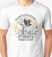 Nevernight - Books Love Us Back T-Shirt