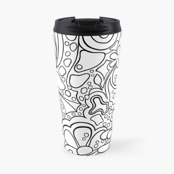 Magical Dream LineArt Travel Mug