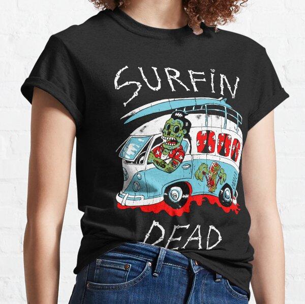 Surfin Dead T-shirt classique