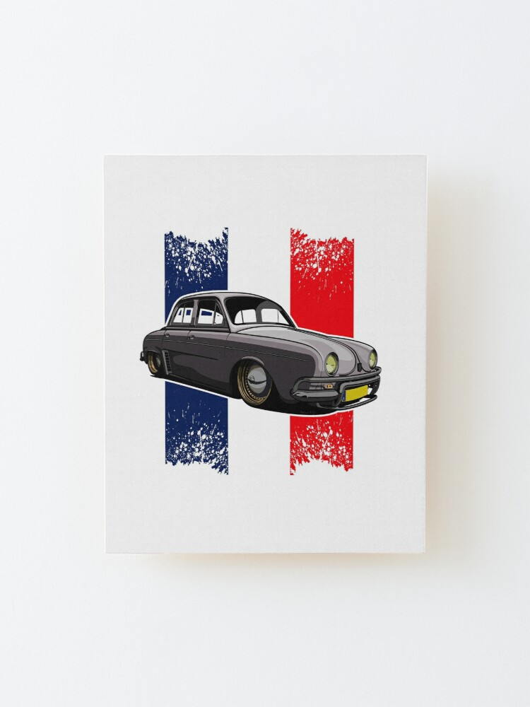 Alternate view of French Dauphine Mounted Print