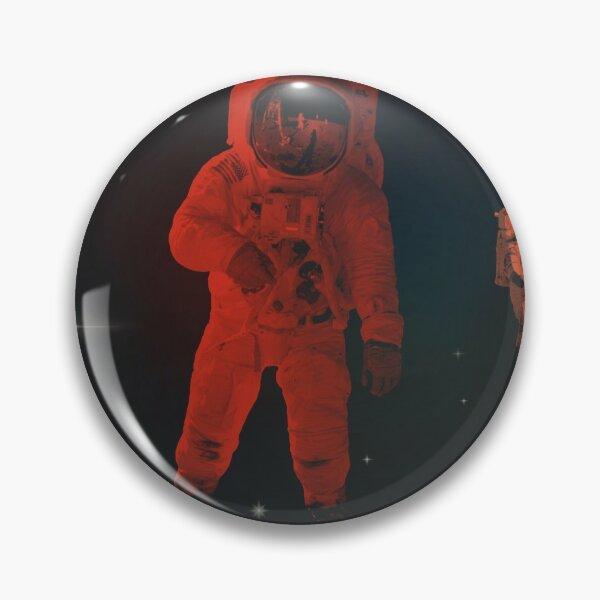 Man on the Moon Pin