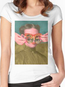 TRIFOCALS Women's Fitted Scoop T-Shirt