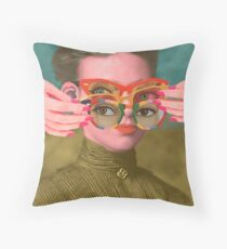 TRIFOCALS Throw Pillow
