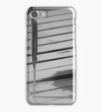 met het mes op tafel iPhone Case/Skin
