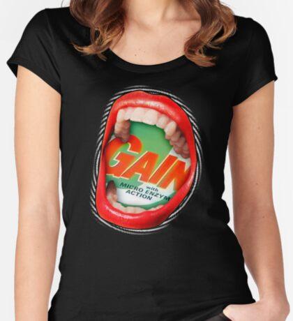 Cosmic Scream II Women's Fitted Scoop T-Shirt