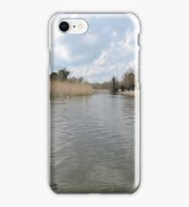 Across The Water: Thorpeness iPhone Case/Skin