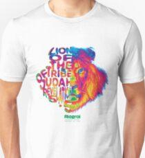 Lion of the tribe of Judah - Revelation 5.5 - Color T-Shirt