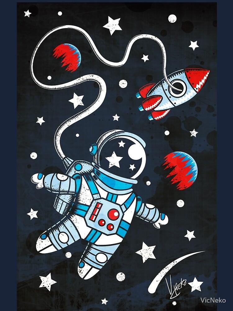 Weltraumspaziergang von VicNeko