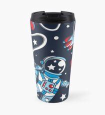Space Walk Travel Mug
