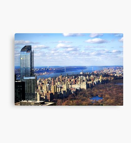 From 30 Rock Canvas Print