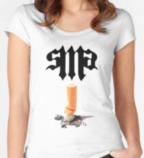Sister Mary's Ashtray Women's Fitted Scoop T-Shirt