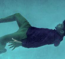 "Mick Jenkins ""The Water[s]"" Sticker"