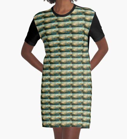 The Watchmen Graphic T-Shirt Dress