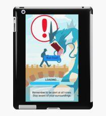 WARNING!!! iPad Case/Skin