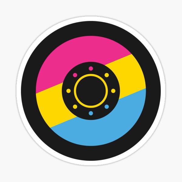 Pan Shield Sticker