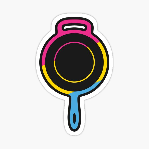 Pan Adventure Sticker